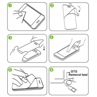 2.5D 0, 26 H9 Hart Glas Tempered Schock Folie für Nokia 5.3 Panzer Schutz Cover