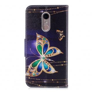 Für Samsung Galaxy A20e Kunstleder Tasche Wallet Motiv 32 Hülle Etuis Cover Neu - Vorschau 5