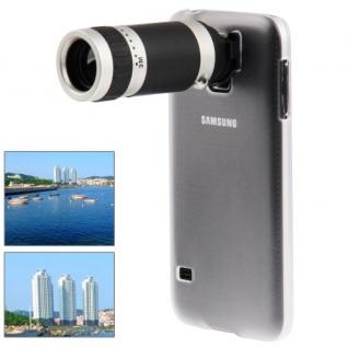 Kamera Telescope für Samsung Galaxy S5 S 5 G900 LTE 8x Objektiv Zubehör Hülle