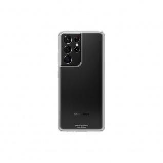 Samsung EF-QG998TTEGWW Clear Cover für Galaxy S21 Ultra Transparent Handy Hülle