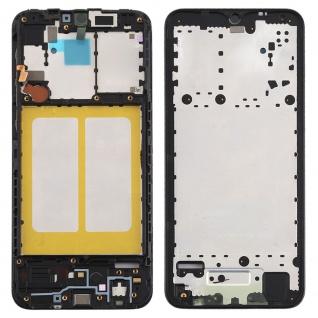Mittelrahmen Schwarz für Samsung Galaxy A20e A202F Ersatz Zubehör Rahmen Gehäuse