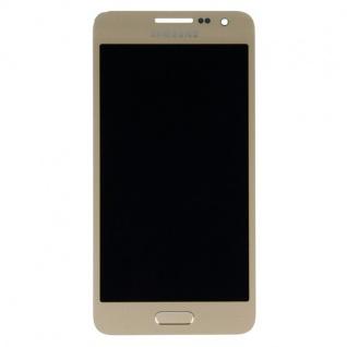 Display LCD Komplettset GH97-17787B Gold für Samsung Galaxy S5 Neo G903F Neu