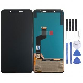 Für LG G8S ThinQ Display LCD Einheit Touch Screen Ersatz Reparatur Schwarz Neu
