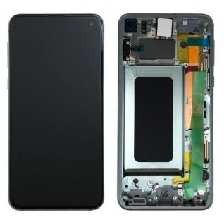Samsung Display LCD Komplettset GH82-18852E Grün für Galaxy S10e 5.8 Zoll G970F - Vorschau 2
