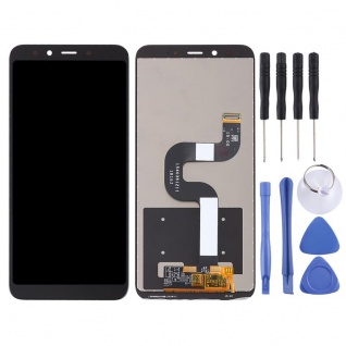 Für Xiaomi Mi A2 / Mi 6X Reparatur Display LCD Komplett Einheit Touch Schwarz - Vorschau 3