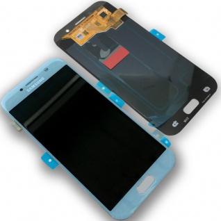 Display LCD Komplettset GH97-19732C Blau für Samsung Galaxy A3 A320F 2017 Neu