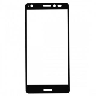 Full Hartglas 0, 26 mm dünne H9 Schock Schwarz für Huawei Mate S 5.5 Zoll Hülle