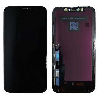 Display LCD Einheit Touch Panel für Apple iPhone XR 6.1 Zoll Schwarz Reparatur - Vorschau 3
