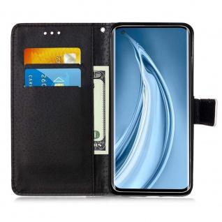 Für Xiaomi Mi 10S Kunst-Leder Handy Tasche Motiv 1 Hülle Case Etuis Schutz Cover