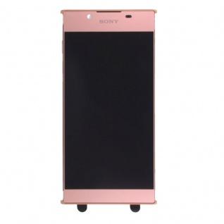 Sony Display LCD Komplett mit Rahmen für Xperia L1 G3311 G3312 G3313 Pink Ersatz - Vorschau 2