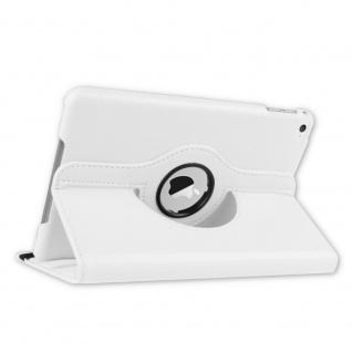 Schutzhülle 360 Grad Weiß Tasche für Apple iPad Pro 9.7 Zoll Hülle Case Etui Neu