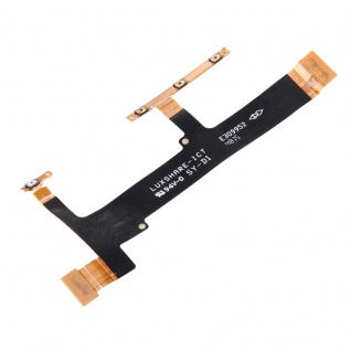 Haupt Power Button Volume Vibration Flex Kabel für Sony XPERIA XA F3111 Main Neu