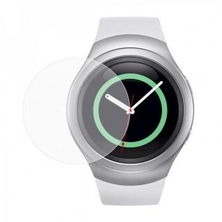 Premium 0, 2 mm H9 Hartglasfolie Schock Folie für Samsung Gear S2 / S2 Classic