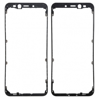 Gehäuse Rahmen Mittelrahmen Deckel für Xiaomi Mi A2 Schwarz Ersatzteil Reparatur