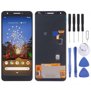 Für Google Pixel 3a XL Display Full LCD Touch Screen Ersatz Reparatur Schwarz