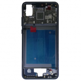Gehäuse Rahmen Mittelrahmen Deckel für Huawei P20 Silber Reparatur Ersatz Teil - Vorschau 2