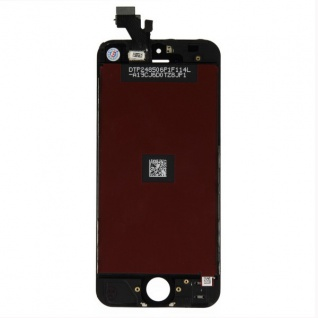 Display LCD Komplett Einheit Touch Panel für Apple iPhone 5 5G Schwarz Glas Neu 2