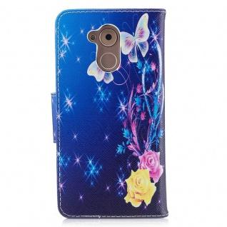 Schutzhülle Motiv 27 für Huawei Honor 6C / Enjoy 6S Tasche Hülle Case Cover Etui - Vorschau 3