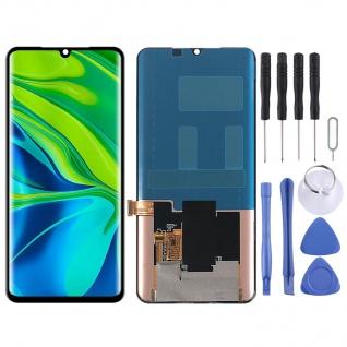 Für Xiaomi Mi Note 10 / 10 Pro Display OLED LCD Einheit Touch Reparatur Schwarz