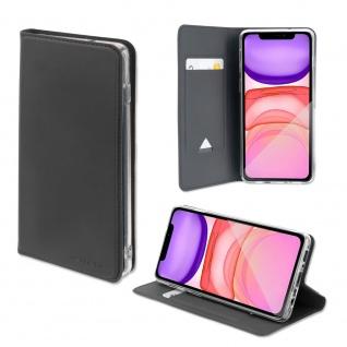 Flip Case Urban Lite Tasche Etui für Apple iPhone 11 Case Schutzhülle Schwarz