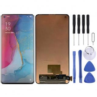 Für OnePlus 8 Display Full LCD Einheit Touch Screen Ersatz Reparatur Schwarz