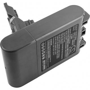 X-Longer Akku Batterie Battery für Dyson V7 Motorhead Zubehör Ersatzakku Accu