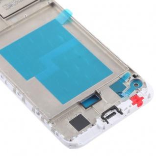 Gehäuse Rahmen Mittelrahmen Deckel für Huawei Y6 2018 Weiß Reparatur Ersatz - Vorschau 4