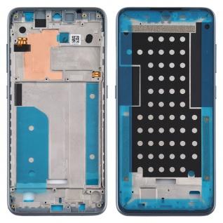 Mittelrahmen für Nokia 7.2 / 6.2 Silber Middle Frame Rahmen Gehäuse Ersatzteil