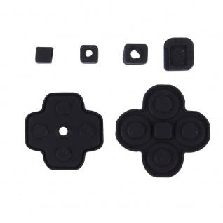 Für Nintendo 3DS Tastenanschlag Gummi Ersatzteil Reparatur Zubehör Konsole