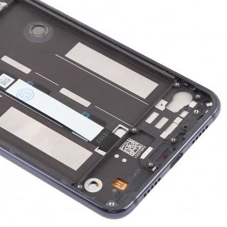 Für Xiaomi Mi 8 Lite Reparatur Display LCD Komplett Einheit mit Rahmen Schwarz - Vorschau 3