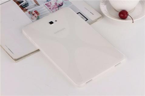 Für Samsung Galaxy Tab A 10.1 T580 / T585 Silikonhülle Transparent Tasche Case