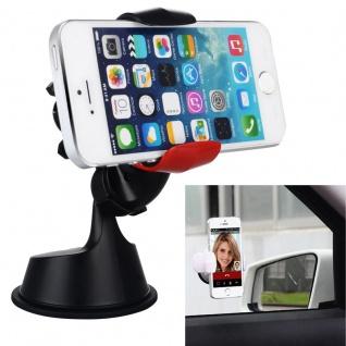 KFZ Halterung Scheibe Universal für viele Smartphones bis 11 cm Car Holder Mount