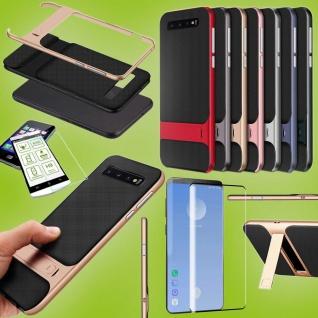 Hybrid Case 2 teilig Outdoor Cover Tasche Hülle Zubehör für Smartphones Etuis