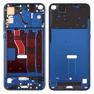 Mittelrahmen für Huawei View 20 / V20 Blau Front Housing LCD Gehäuse Ersatzteil