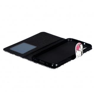 Für Samsung Galaxy A50 Kunstleder Tasche Wallet Motiv 32 Schutz Hülle Etuis Neu - Vorschau 3