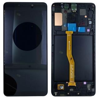 Samsung Display LCD Kompletteinheit für Galaxy A9 A920F GH97-18308A Schwarz Neu