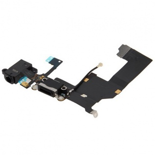 Ladebuchse für Apple iPhone 5 Flexkabel Dock Connector Flex Antenne Zubehör NEU 2