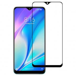 Für Xiaomi Redmi 9C 3D Display Full H9 Hart Glas Schwarz Folie dünn Panzer Neu