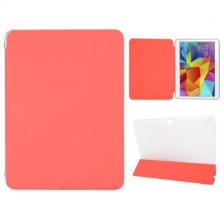 Smartcover Rot für Samsung Galaxy Tab S 10.5 T800 Hülle Case Cover Zubehör Neu