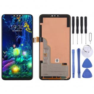 Für LG V50 ThinQ Reparatur Display Full OLED LCD Touch Screen Ersatz Schwarz Neu