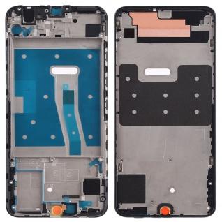 Mittelrahmen für Huawei P Smart Plus 2019 Schwarz Front Housing Gehäuse Ersatz