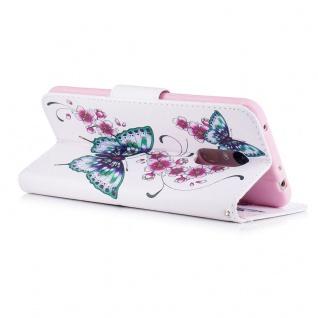Für Huawei P20 Lite Kunstleder Tasche Book Motiv 31 Schutz Hülle Case Cover Etui - Vorschau 3