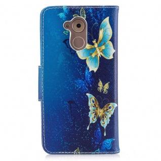 Schutzhülle Motiv 23 für Huawei Honor 6C / Enjoy 6S Tasche Hülle Case Cover Etui - Vorschau 3