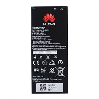 Huawei Akku HB4342A1RBC für Huawei Y6 und Y5 II Batterie Ersatzakku Battery