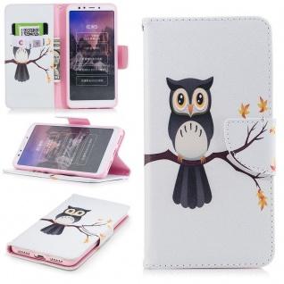 Tasche Wallet Book Cover Motiv 38 für Xiaomi Redmi 5 Hülle Case Etui Schutz Neu