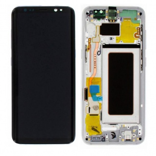 Display Full LCD Komplettset GH97-20457B Silber für Samsung Galaxy S8 G950 F Neu - Vorschau 1
