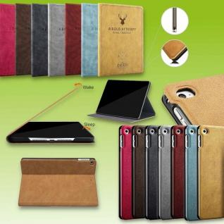 Für Apple iPad Tablet Tasche Hülle Etuis Smart Cover Case Schutz aufstellbar Neu