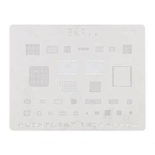 BGA Stencil Schablone für Apple iPhone 7 / 7 Plus Reparatur Zubehör