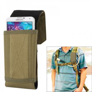 Outdoor Tasche Hülle Case Zubehör für viele Smartphones 17cm x 8.3 cm x 3, 5 cm