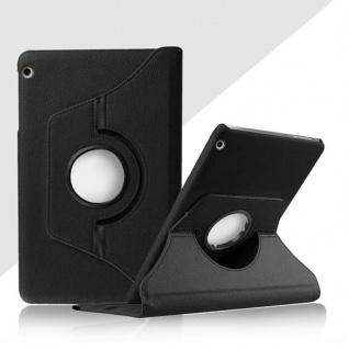Für Huawei MediaPad M5 8.4 Tasche Hülle Case Cover Etui Schutz Schwarz Schutz